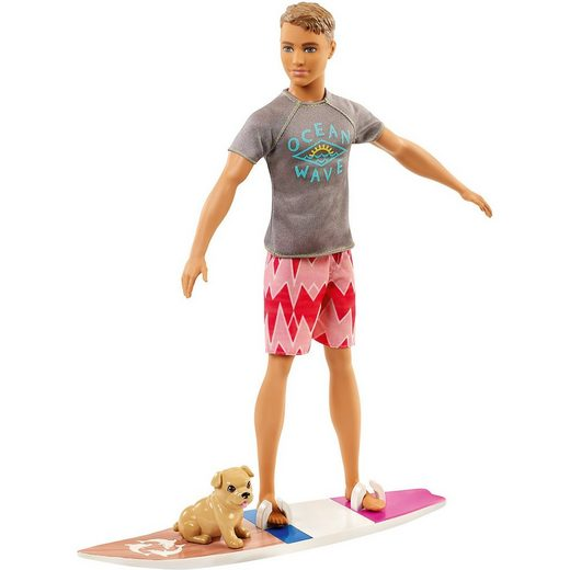Mattel® Barbie Magie der Delfine Surfer Ken
