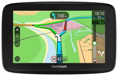 tomtom navigationsger t via 53 eu online kaufen otto. Black Bedroom Furniture Sets. Home Design Ideas