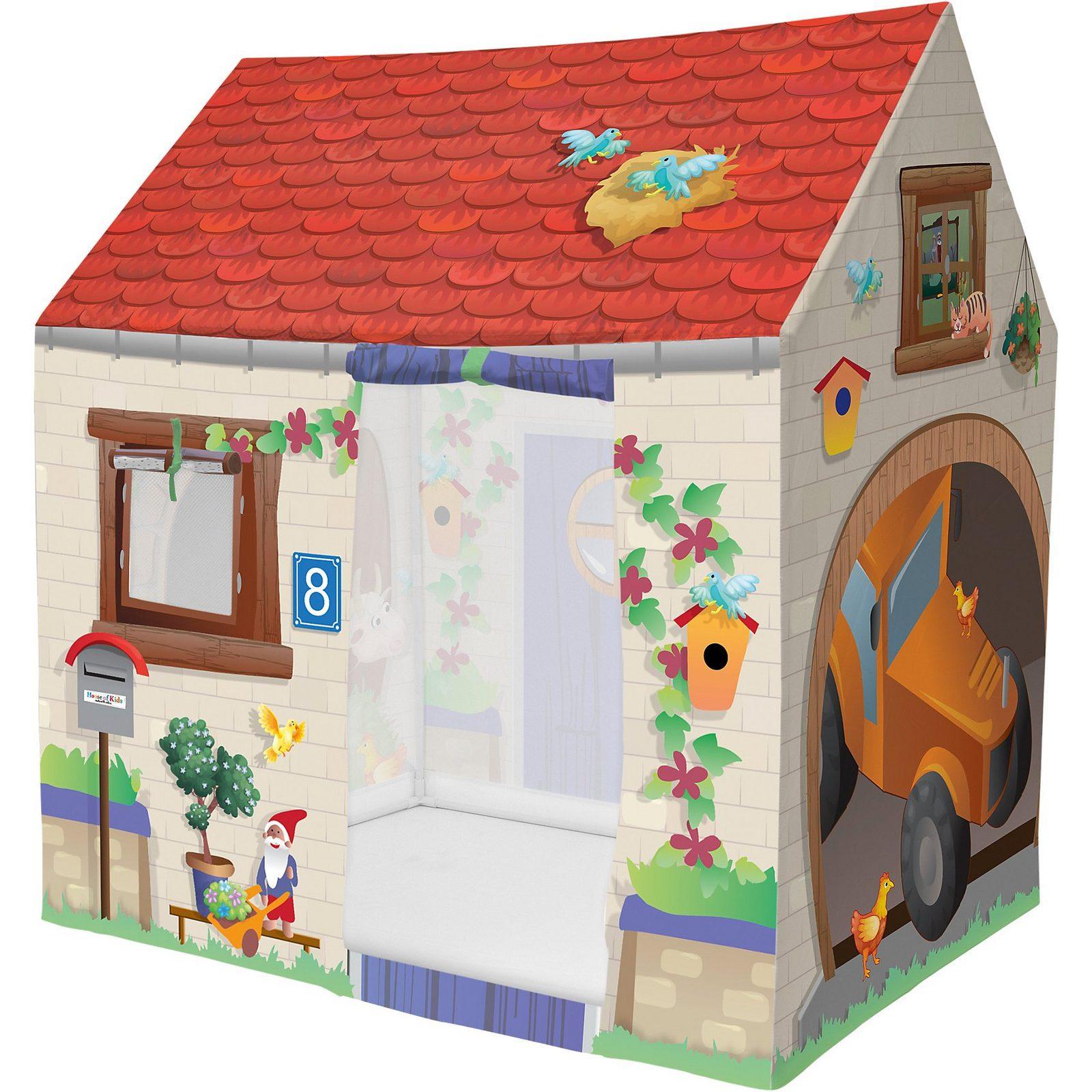 Spielhaus - Bauernhof