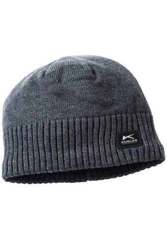 KÜBLER KÜBLER шапка вязаная