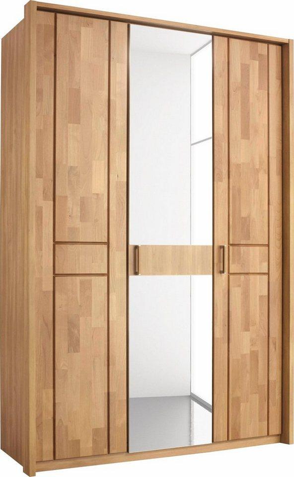 rauch steffen kleiderschrank bramfeld mit spiegel online kaufen otto. Black Bedroom Furniture Sets. Home Design Ideas