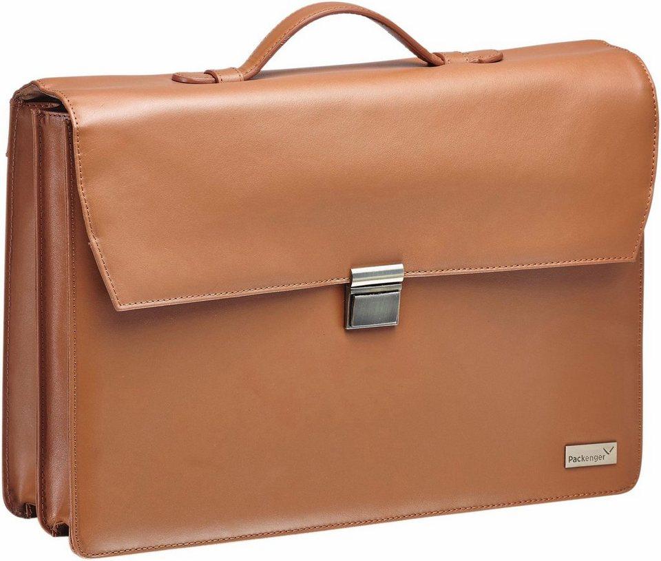 packenger aktentasche mit laptopfach bj rn cognac braun online kaufen otto. Black Bedroom Furniture Sets. Home Design Ideas