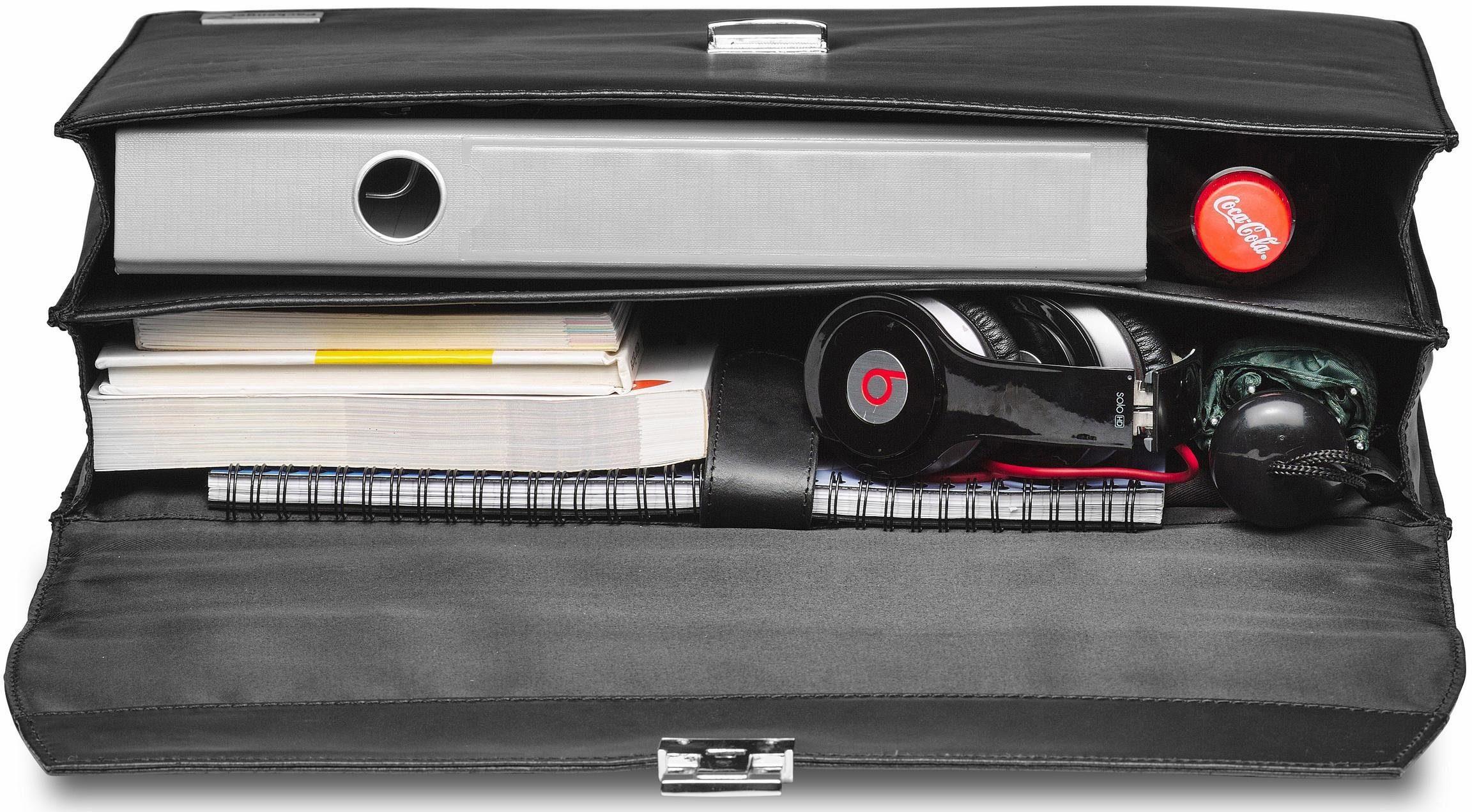 Kaufen Laptopfach Aktentasche Packenger Online »björnSchwarz«Mit dBorCex