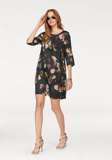 CLAIRE WOMAN Druckkleid, mit femininen Blumendruck