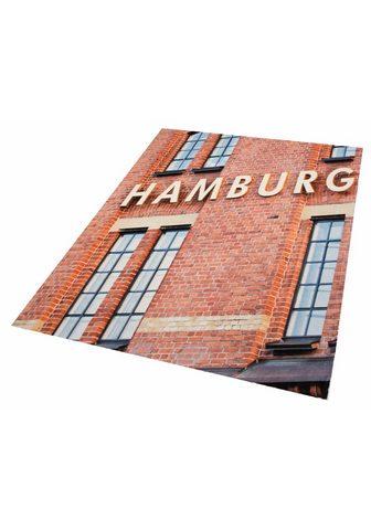 HANSE HOME Kilimas »Hamburg« rechteckig aukštis 6...
