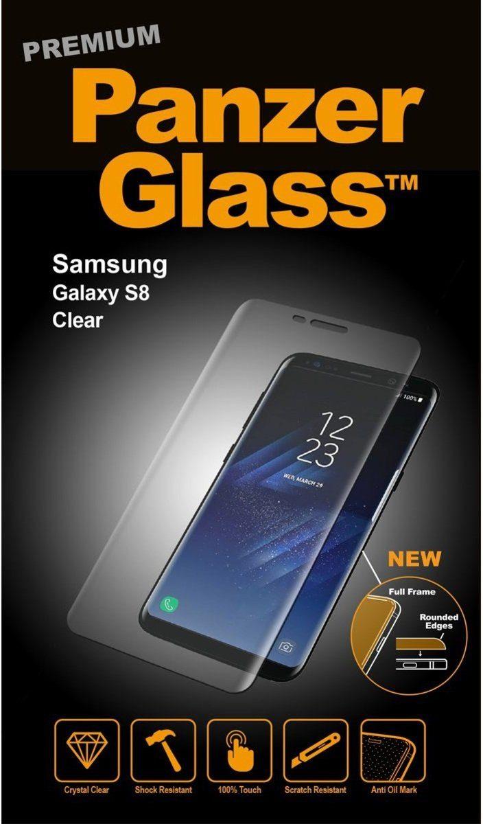 Panzerglass Folie »Panzer Glass Samsung Galaxy S8«