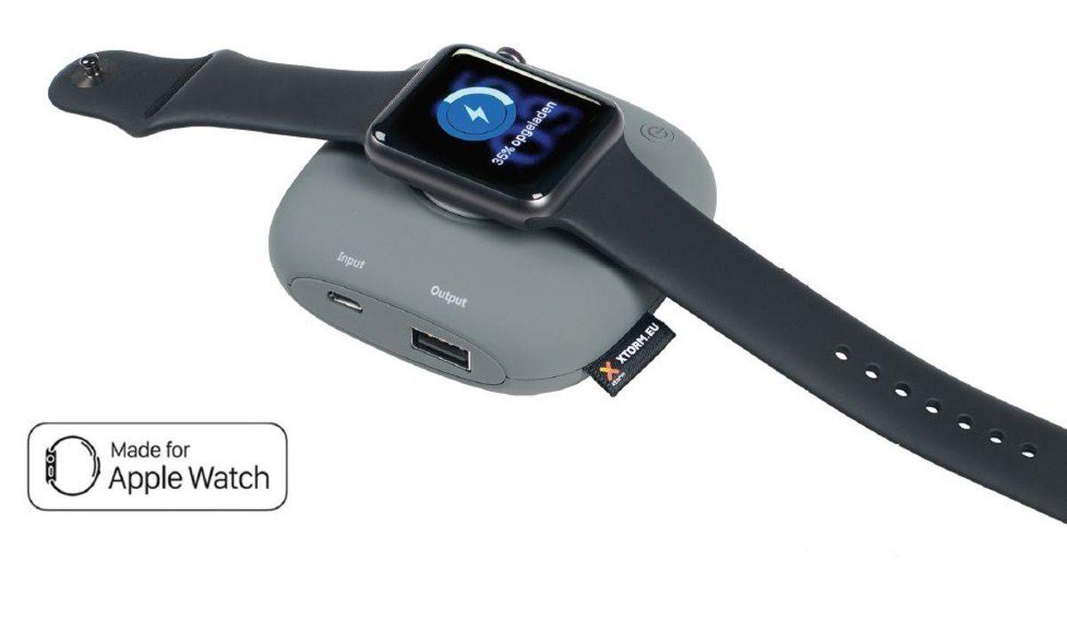 Xtorm Lader »Boost Apple Watch Powerbank 4000mAh«