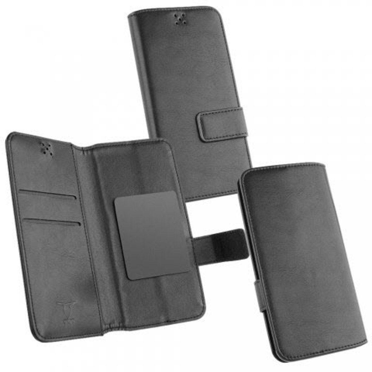 Fontastic Handytasche »Universal PU Tasche Diary Business, 3XL«