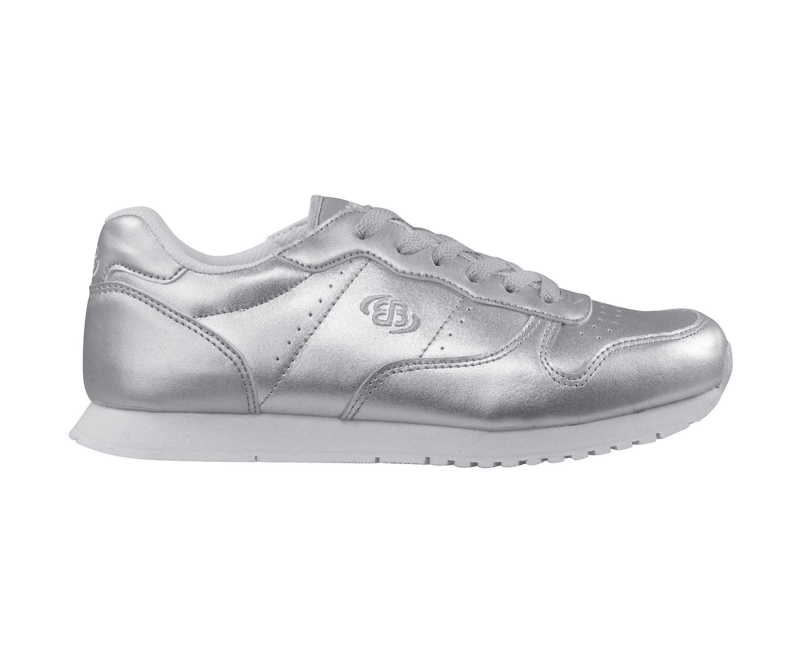 BRÜTTING Sportschuh Diamond Classic silber Klettschuh online kaufen  silberfarben