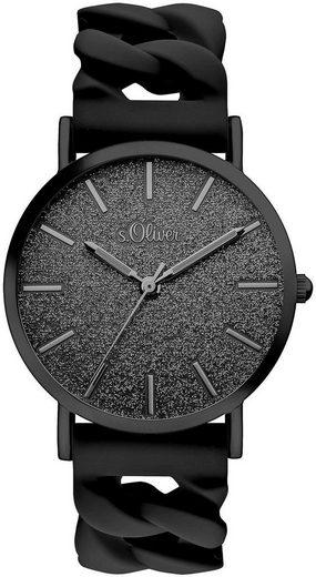 s.Oliver Quarzuhr »SO-3399-PQ«