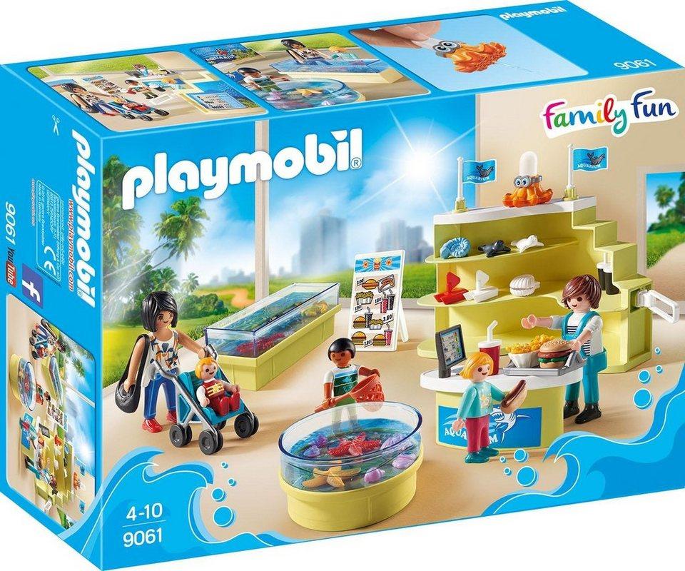 Playmobil® Aquarium-Shop (9061),  Family Fun