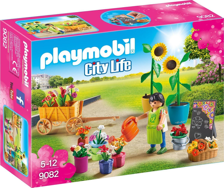 Playmobil® Blumenhändler (9082), »City Life«