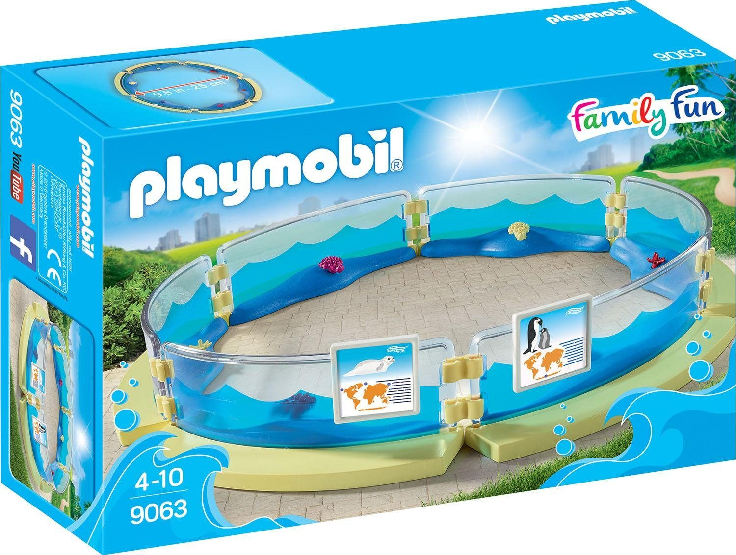Playmobil® Meerestierbecken (9063), »Family Fun«