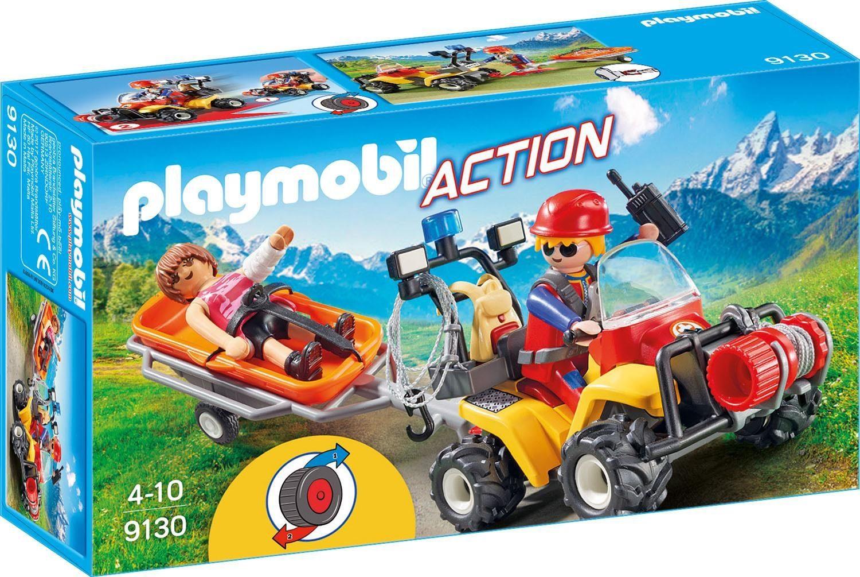 Playmobil® Bergretter-Quad (9130), »Action«