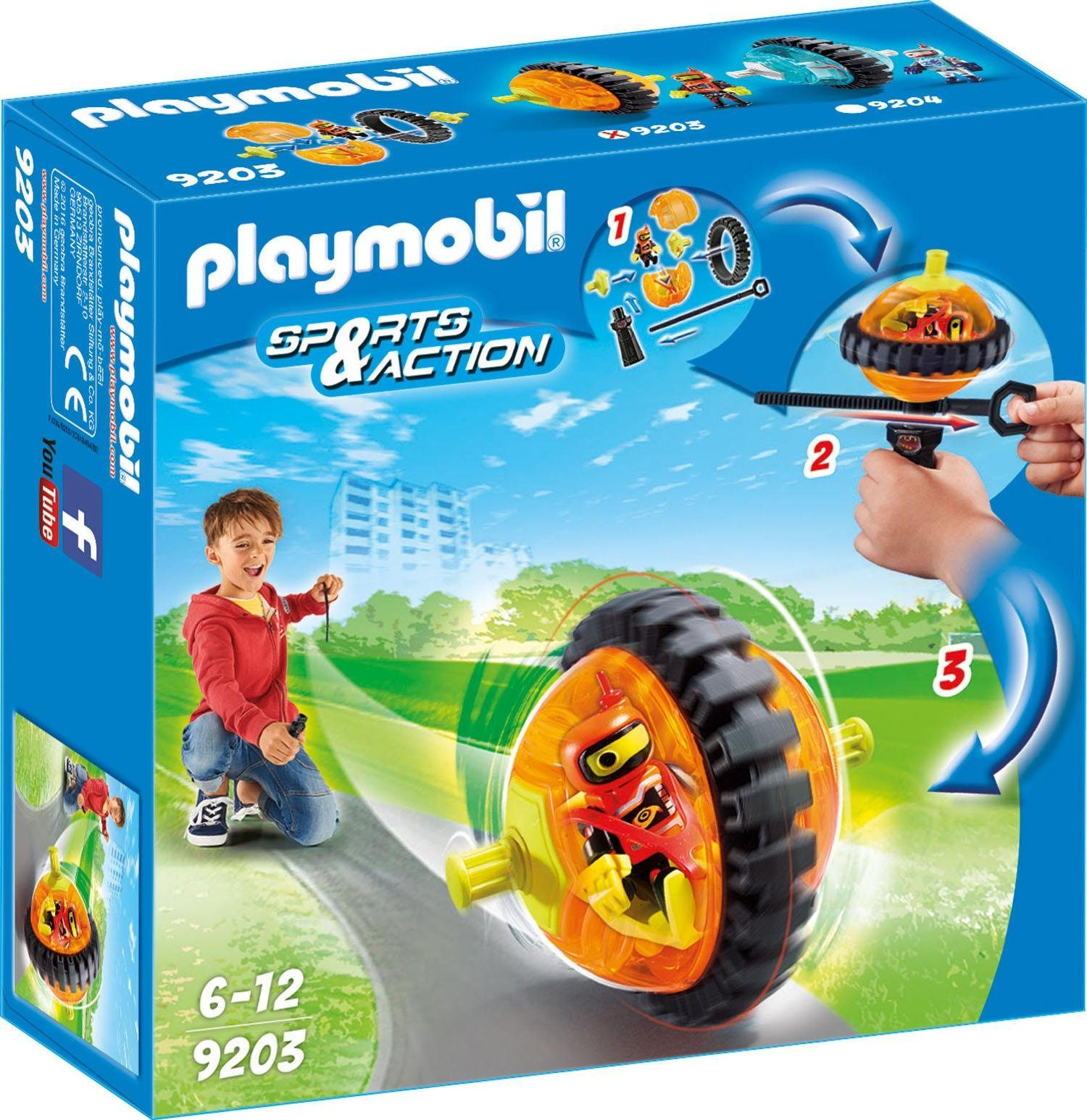 Playmobil® Speed Roller »Orange« (9203), »Sports & Action«