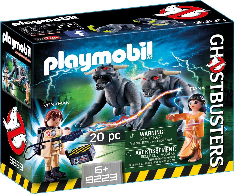 Playmobil® Venkman und Terror Dogs (9223), »Ghostbusters«
