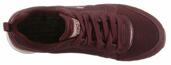 Foam Sneaker Skechers Mit »goldn Gurl« Memory awqOU