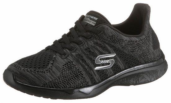Skechers Studio Burst Edge Sneaker, mit Air Cooled-Memory Foam