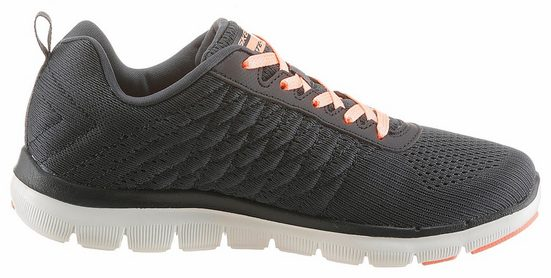 Skechers Flex Appeal 2.0 Break Free Sneaker, mit Memory Foam