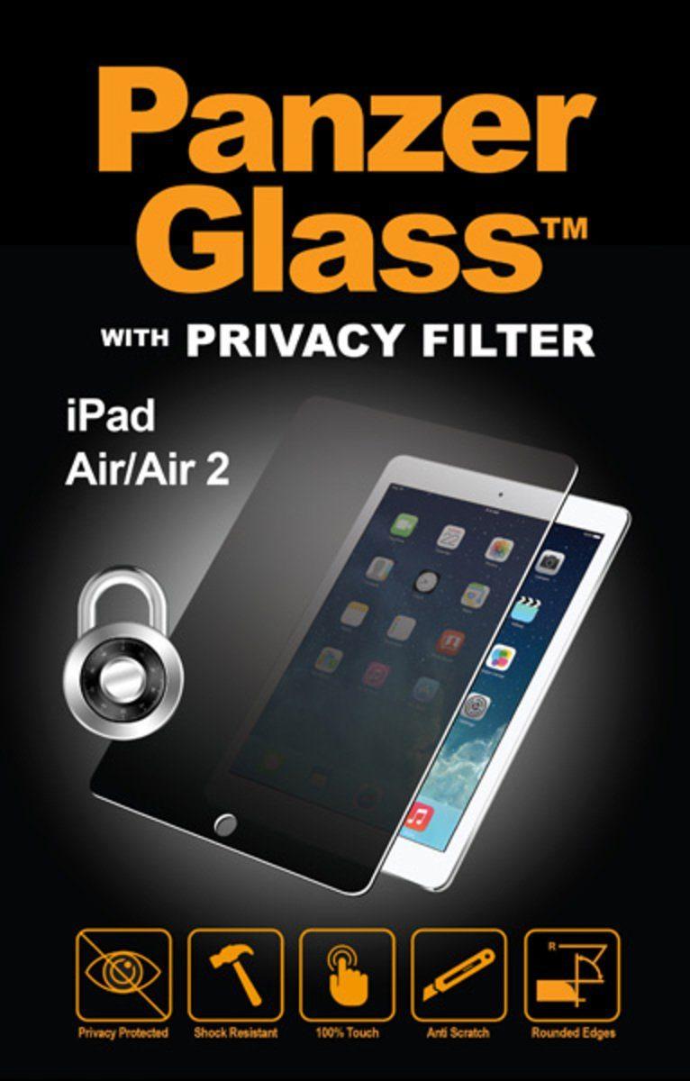 Panzerglass Folie »PRIVACY für Apple iPad Air/ Air 2/ Pro 9.7 / 2017«