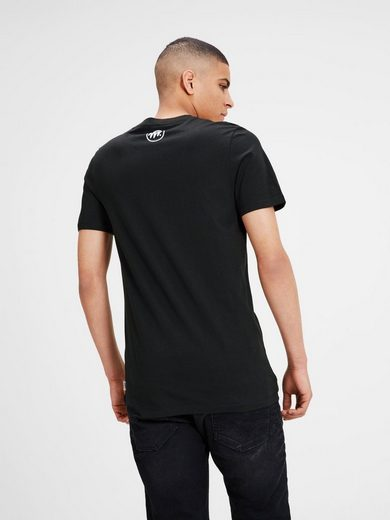 Jack & Jones Bedrucktes Slim Fit T-Shirt