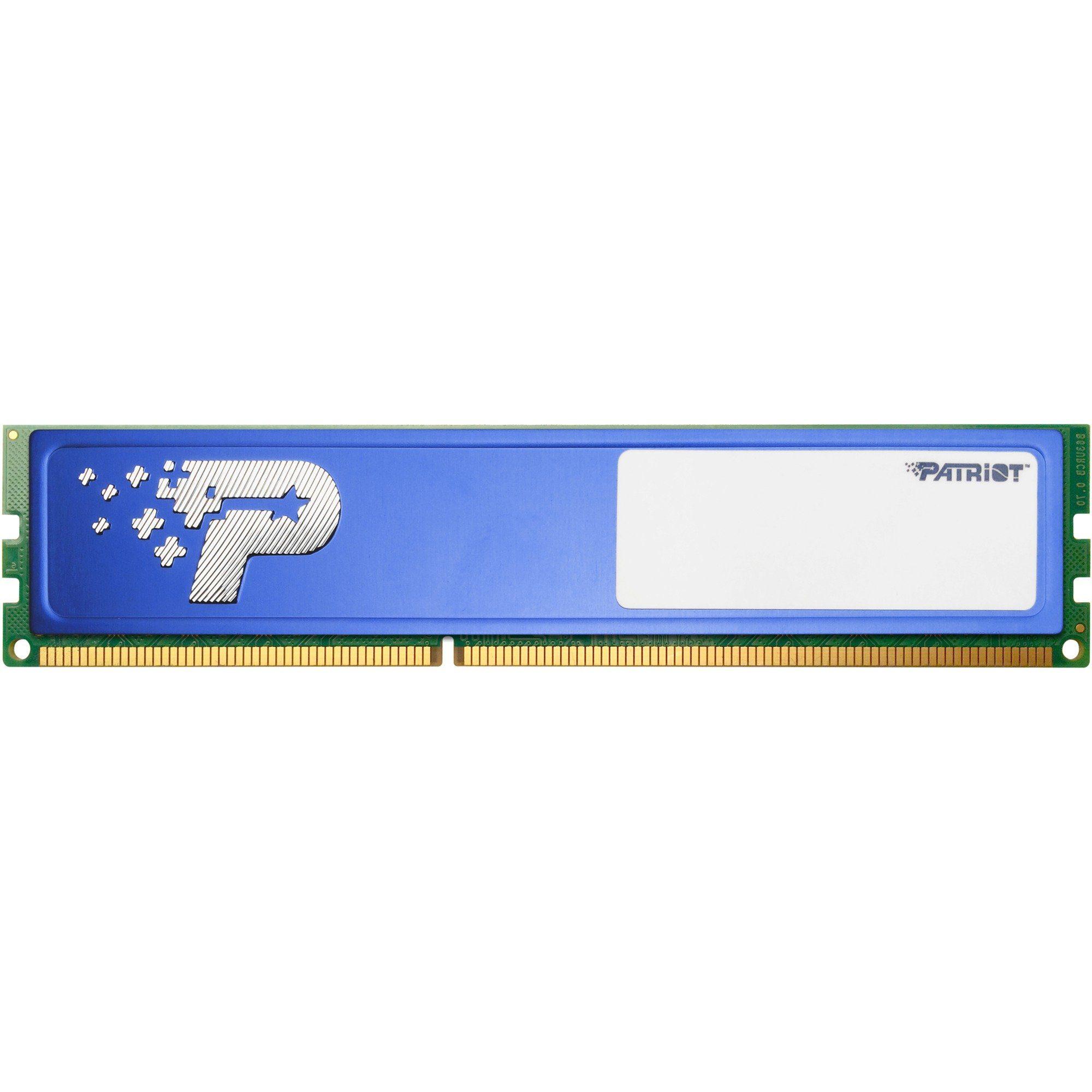 Patriot Arbeitsspeicher »DIMM 16 GB DDR4-2400, PSD416G24002H, Signature«