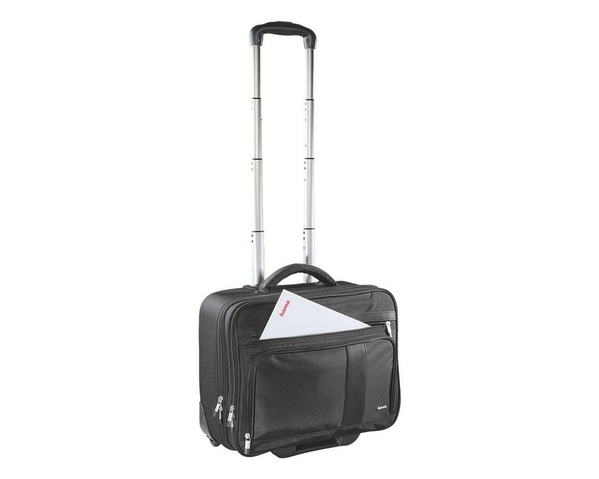 Hama Laptop-Trolley »Dublin« | Taschen > Koffer & Trolleys > Trolleys | Schwarz | Hama