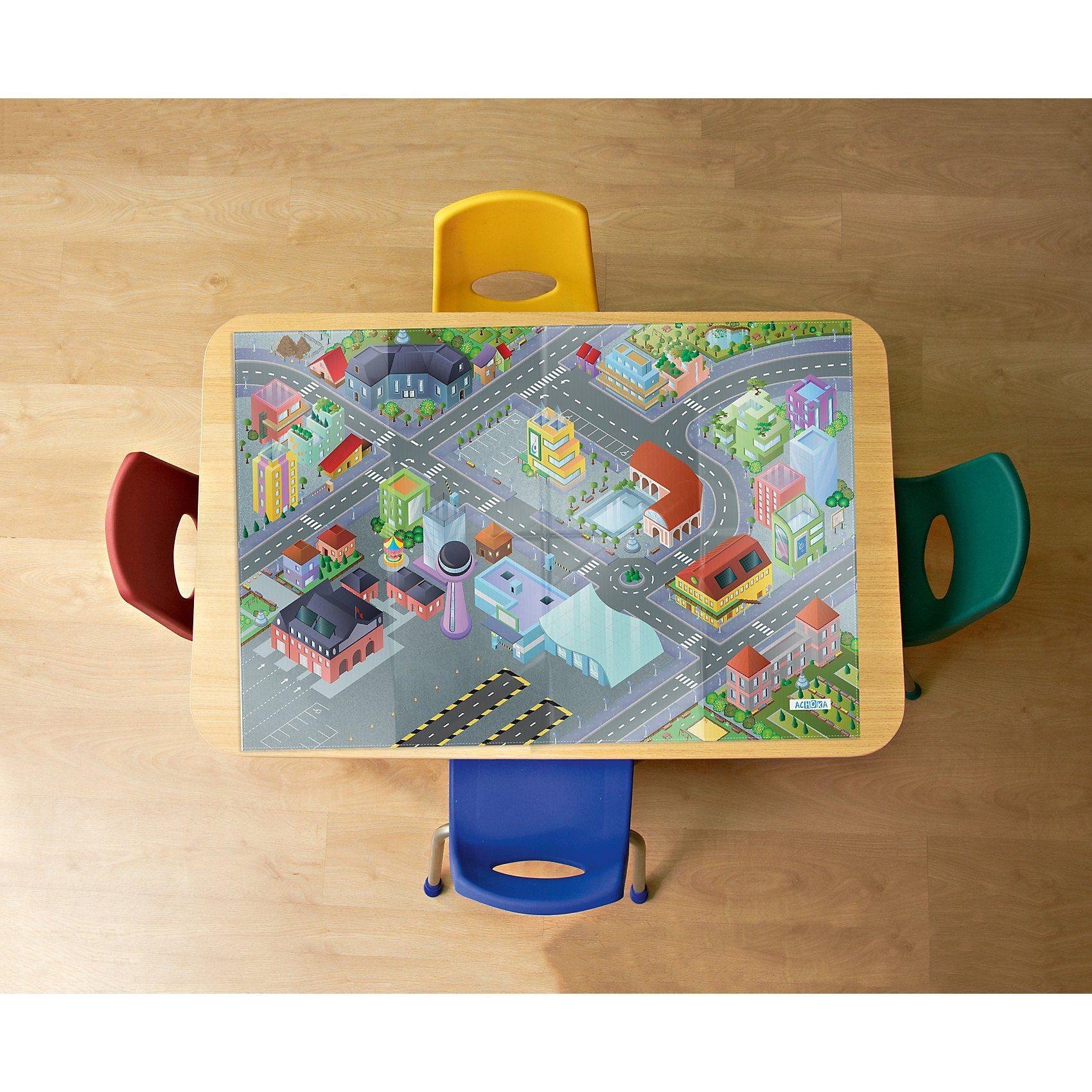 Spieltischtuch Flughafen, 100x140 cm