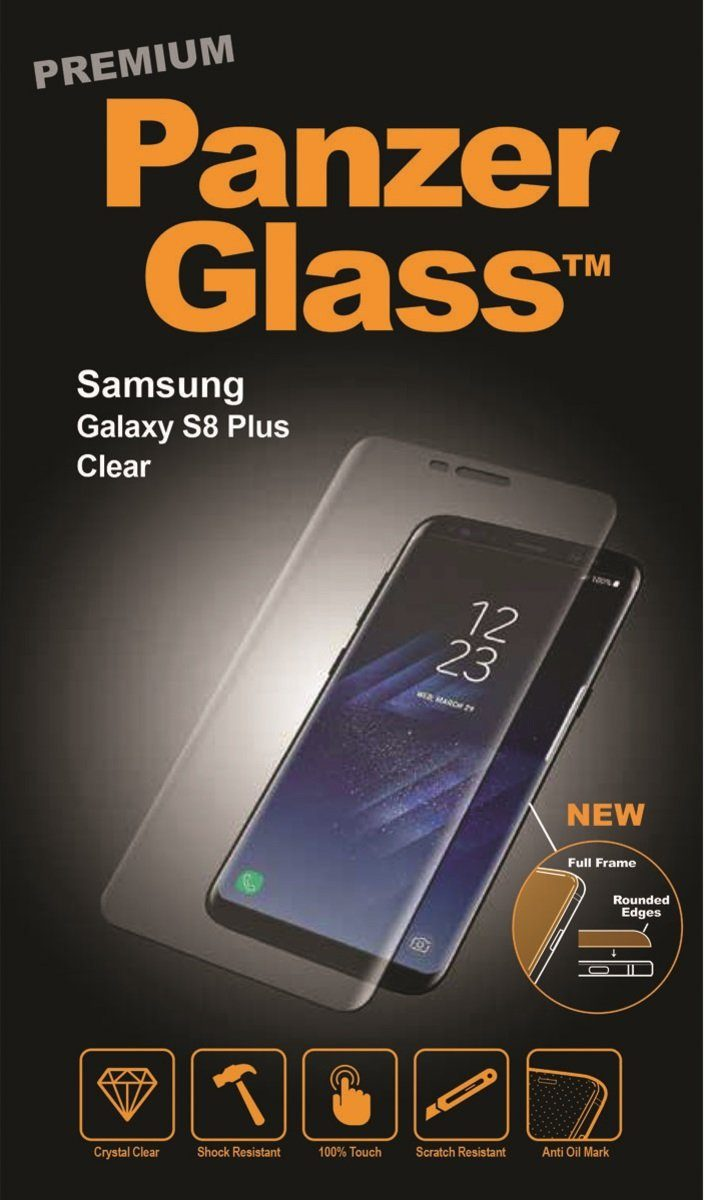 Panzerglass Folie »Samsung Galaxy S8 Plus«