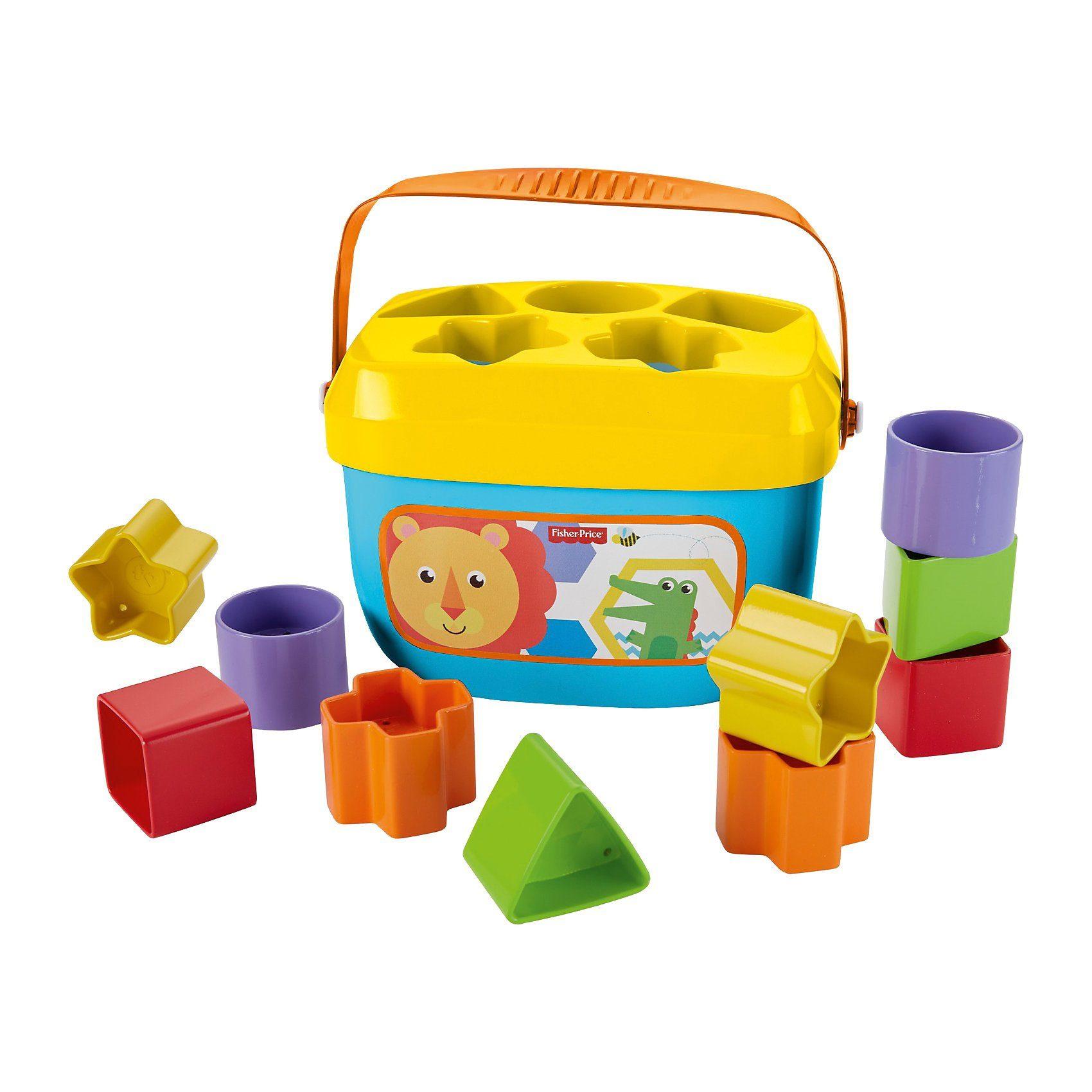 Mattel Fisher-Price Babys erste Bausteine