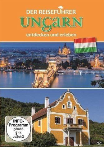 DVD »Ungarn - entdecken und erleben - Der Reiseführer«