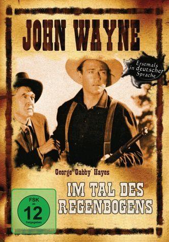 DVD »John Wayne - Im Tal des Regenbogens«