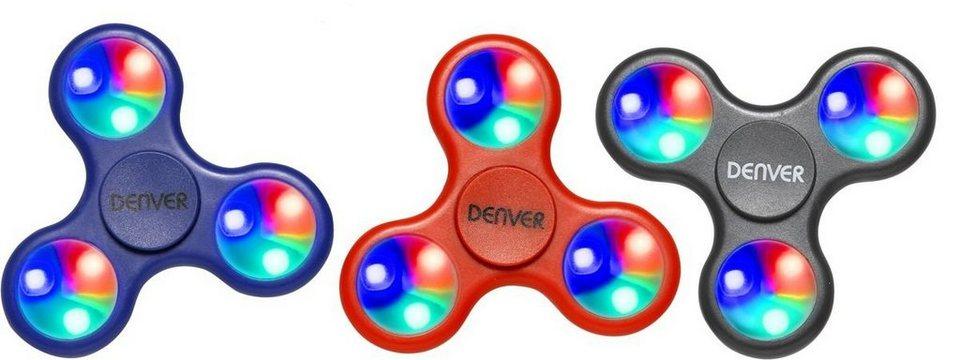 Denver Gadget  Fidget Spinner LED  online kaufen