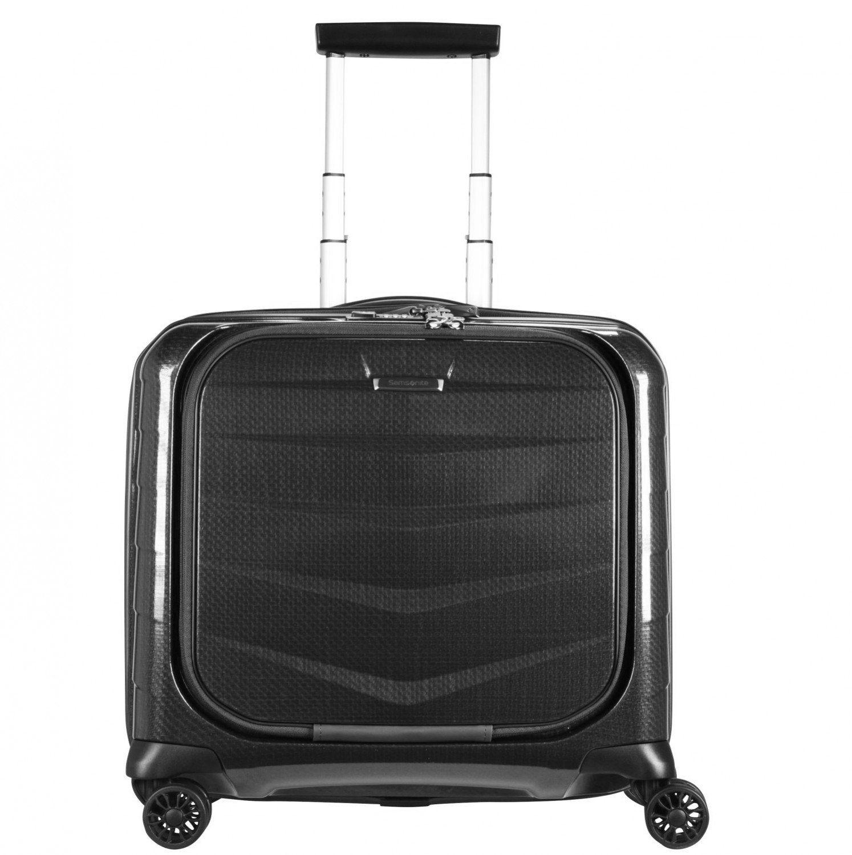 Samsonite Lite-Biz 4-Rollen Business-Trolley Spinner 44 cm Laptopfach