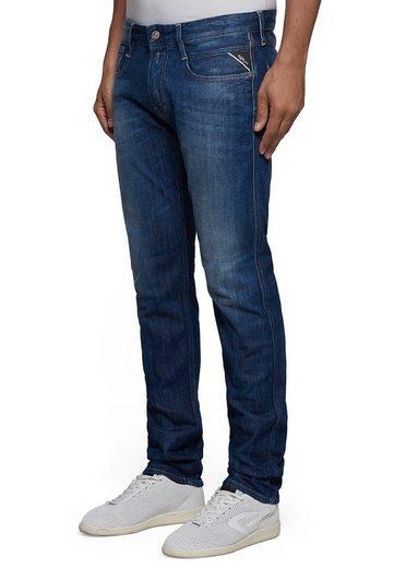 Replay 5-Pocket-Jeans ANBASS COMFORT DENIM