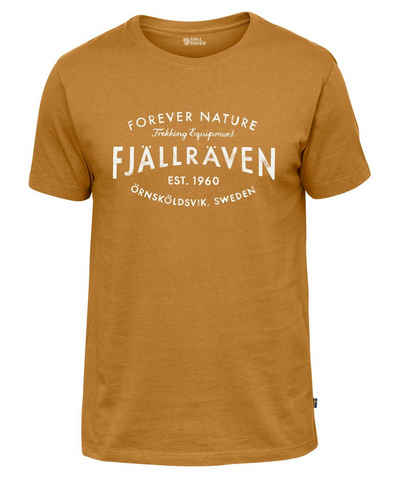 """Fjällräven T-Shirt »Herren T-Shirt """"Fjällräven Est. 1960""""«"""