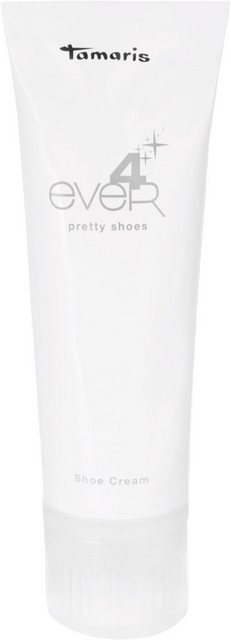 Tamaris Schuhcreme, geeignet für Glattleder | Schuhe > Schuhe-Pflegemittel | Weiß | Tamaris