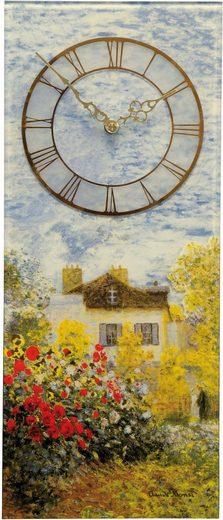 Goebel Wanduhr »Artis Orbis, Das Künstlerhaus, 67020591«