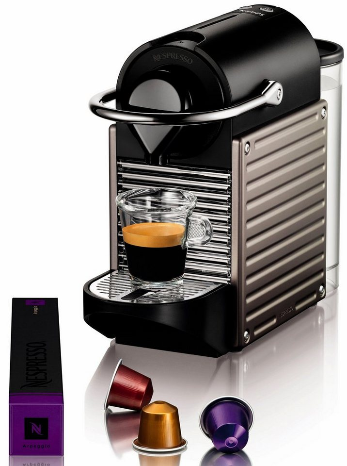nespresso kapselmaschine nespresso pixie xn3005 otto. Black Bedroom Furniture Sets. Home Design Ideas
