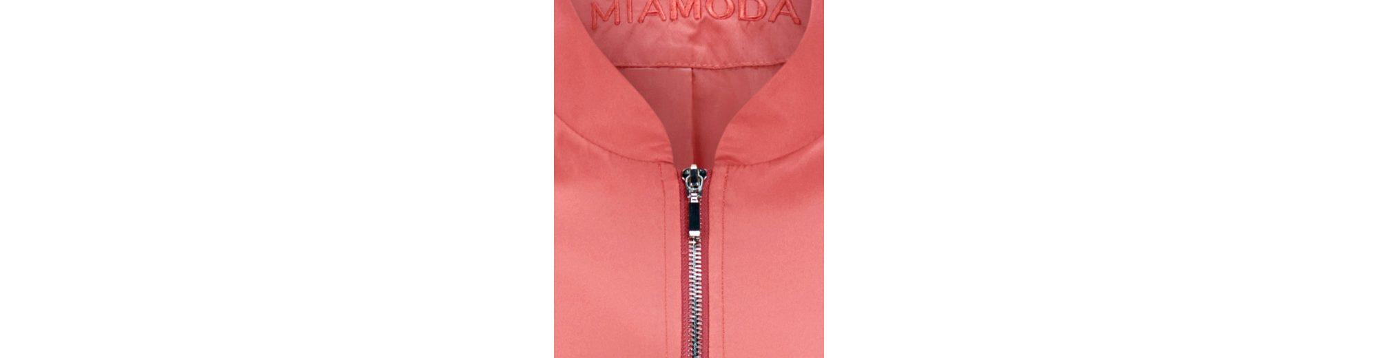 MIAMODA Blouson aus leichtem Webmaterial Großer Verkauf Shop-Angebot b1dHbKdW