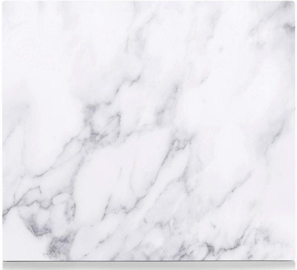 Arbeitsplatte k che marmor wei k che ganz in wei for Tischplatte kuche