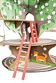Roba® Puppenhaus »4 Jahreszeiten«, Bild 11