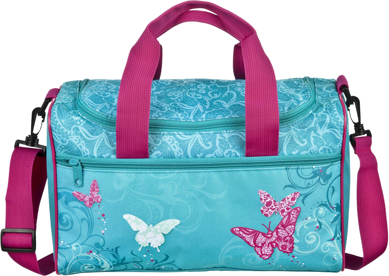 Scooli Sporttasche, »Butterfly«