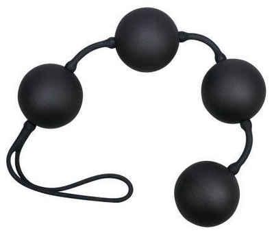 Velvet Liebeskugeln »Black Balls 4 er Kugeln«
