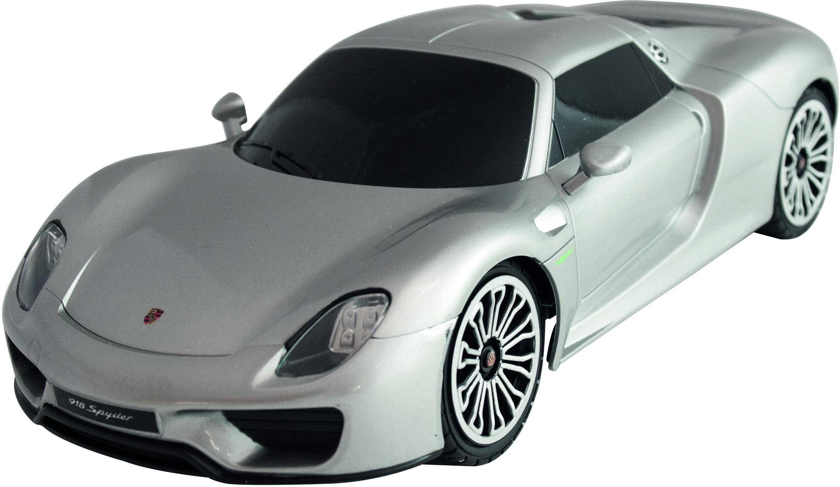RC Komplett Set, »XQ Porsche 918 Spyder 27 Mhz 1:18«