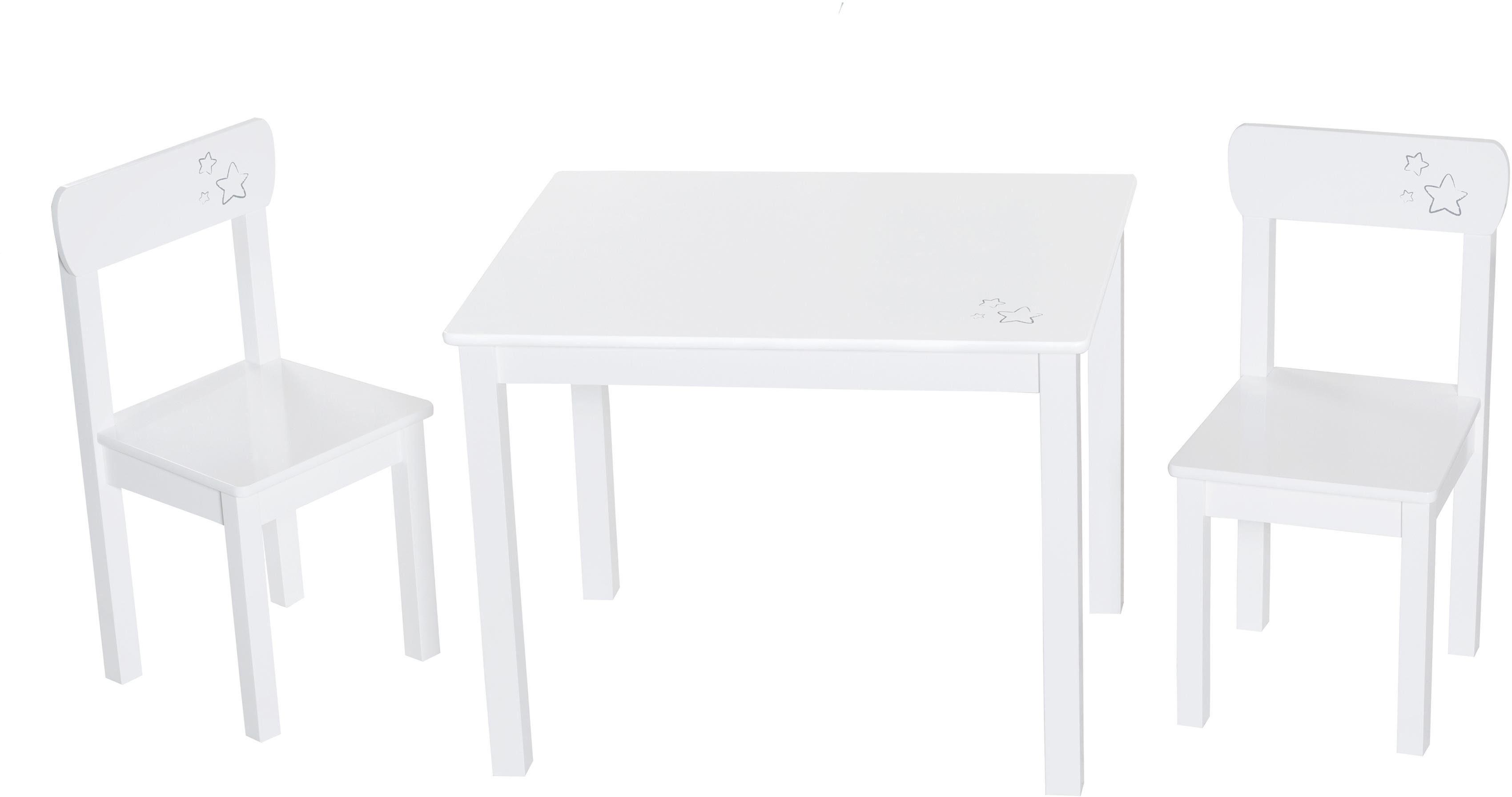 Roba Tisch und Stühle für Kinder, »Kindersitzgruppe«