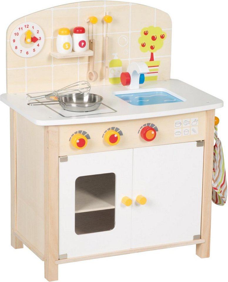 Roba Spielküche Kinderküche weiß natur kaufen