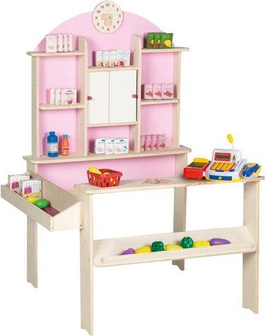 Roba® Kaufladen »Verkaufsstand, rose«