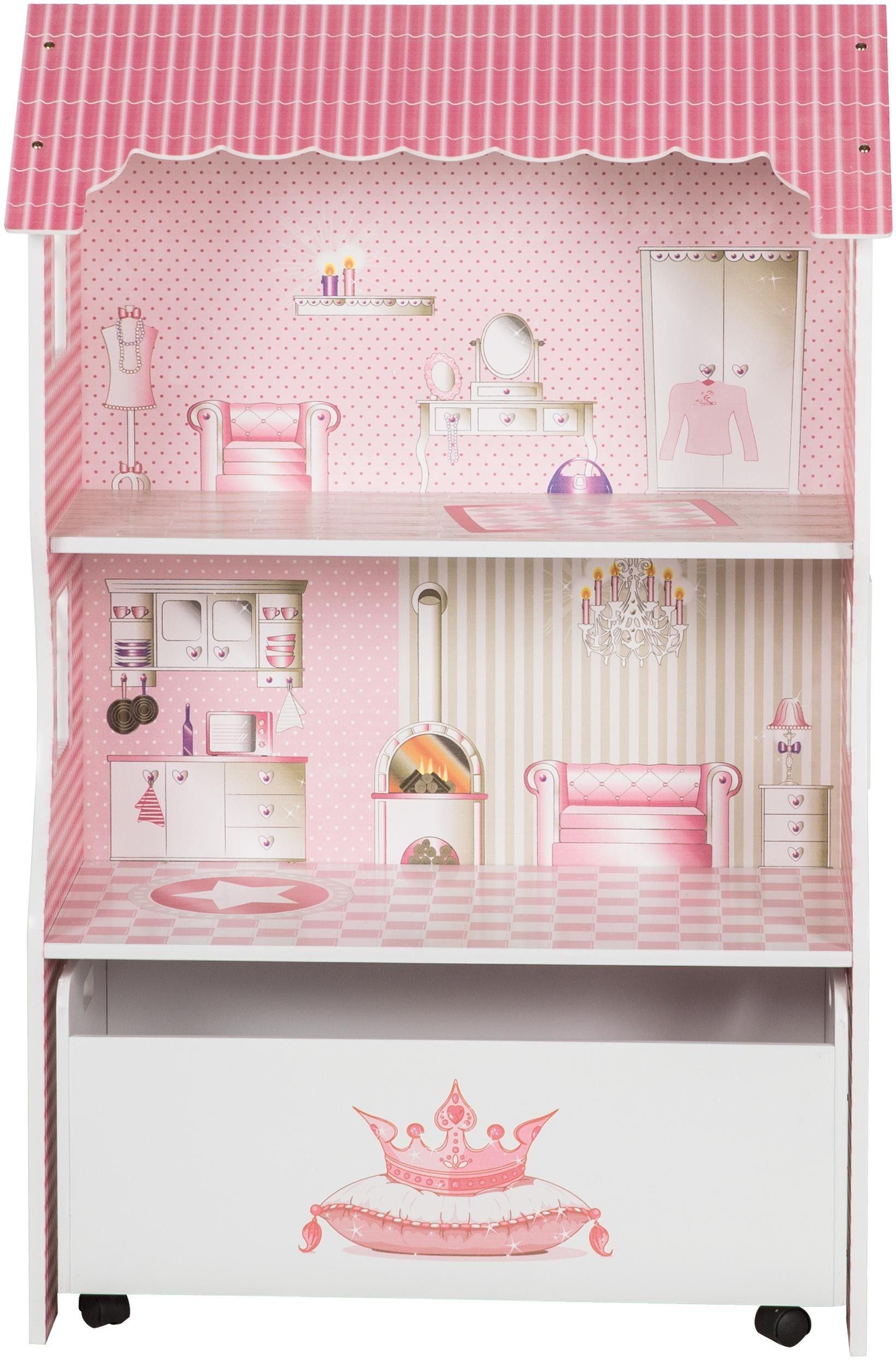 Roba Puppenhaus, »Puppenvilla für Ankleidepuppen«