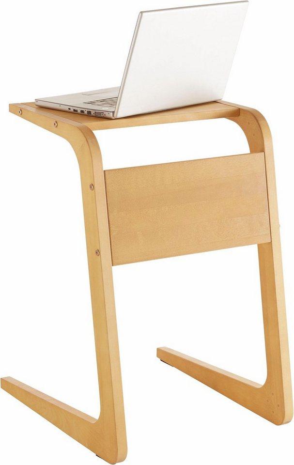 home affaire laptop tisch online kaufen otto. Black Bedroom Furniture Sets. Home Design Ideas